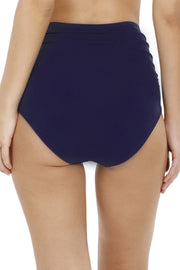 Side Ruched Bikini Bottom