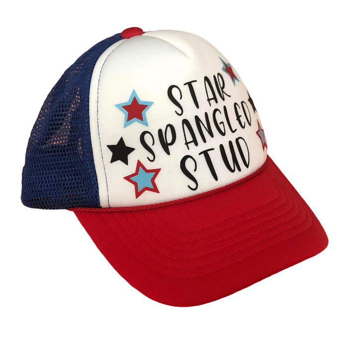 Star Trucker Hats - Zipease
