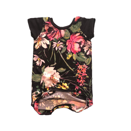 Wildflower Summer Romper - Zipease