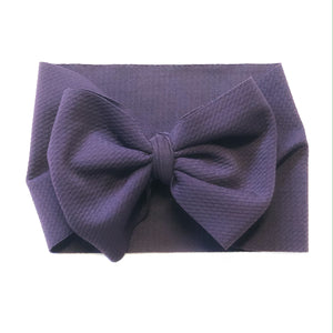 Color Bows (Multiple Colors Available) - Zipease