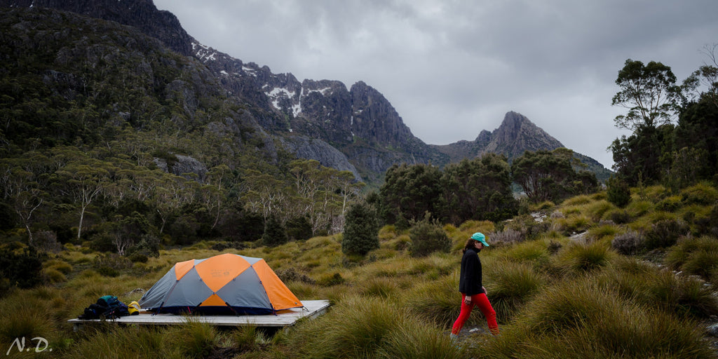 Wet Weather Camping Tips