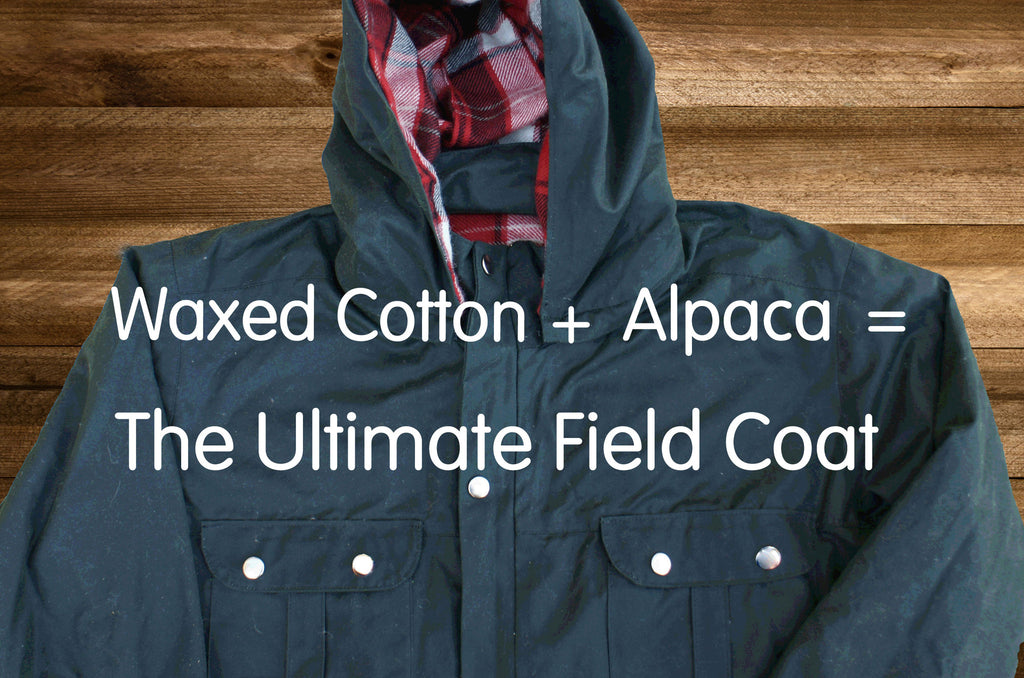 Getting Warm This Winter- The Ultimate Field Coat
