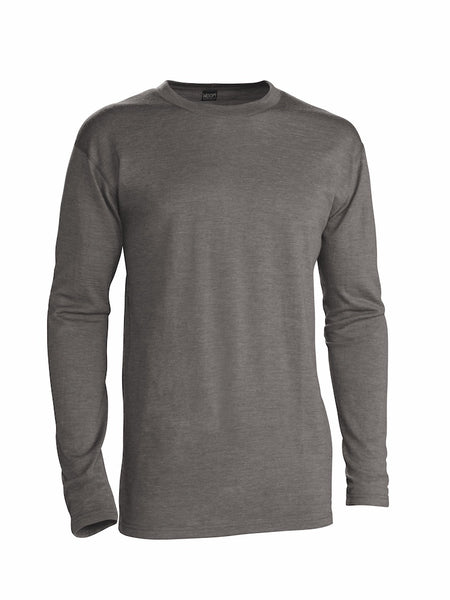 Men's Alpaca Long Sleeve Crew