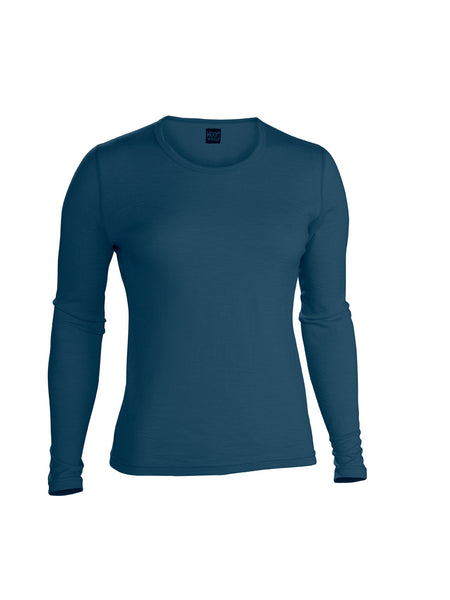 Women's Alpaca Long Sleeve Crew