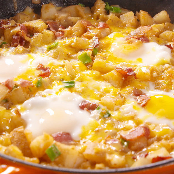 Loaded Breakfast Skillet