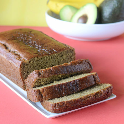 Banana-Avocado Bread