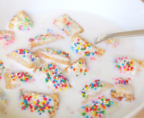 Mini Pop-Tarts Cereal