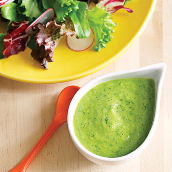 3 Avocado Salad Dressings