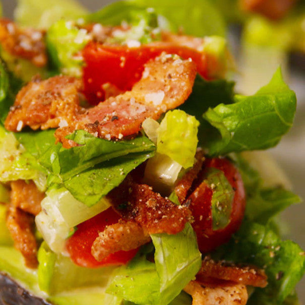 BLT Avocado Cups