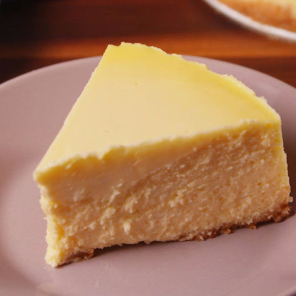 Slow-Cooker Cheesecake
