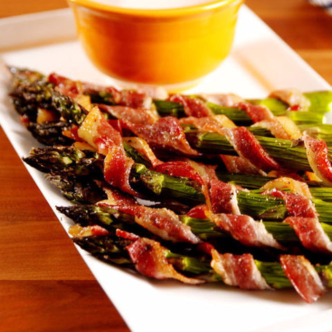 Bacon Asparagus Dippers
