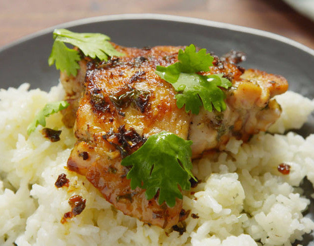 Cilantro-Lime Chicken
