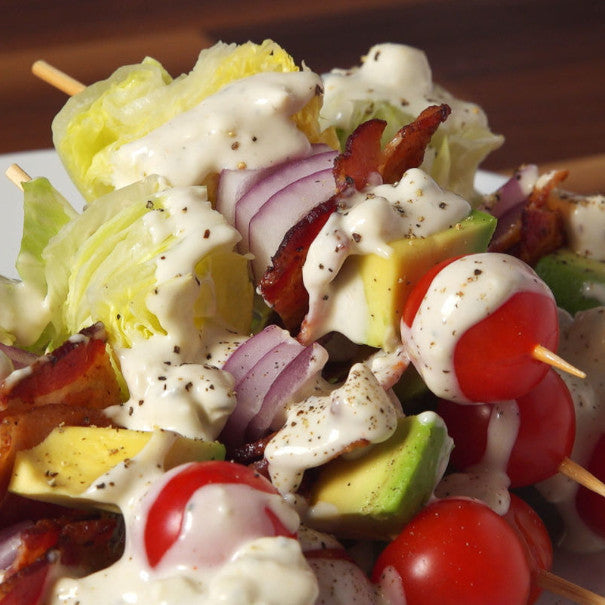 Wedge Salad On A Stick