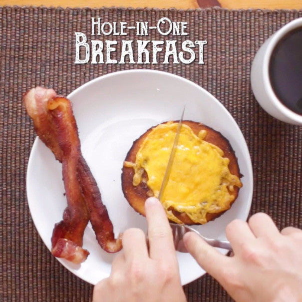Hole-in-One Breakfast