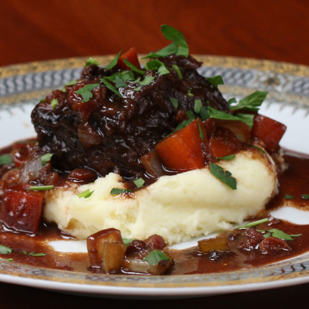 Cabernet-Braised Short Ribs