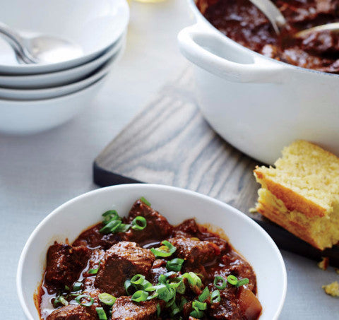 Texas-Style Chili with Brisket