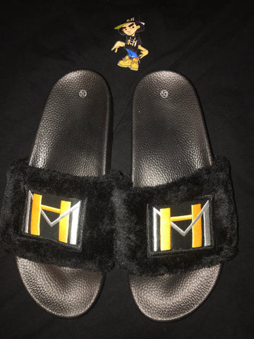 Women Furry Hansum Slippers