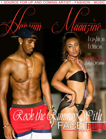 Hansum Magazine Fashion Edition