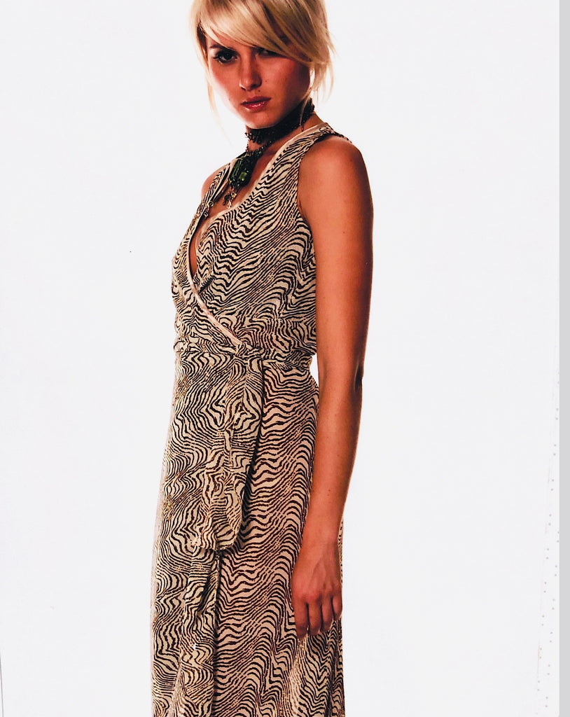 WRAP DRESSES / ANIMALIA
