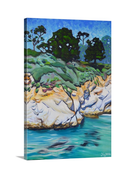 Canvas Print - The Cove