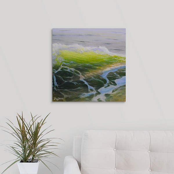 Canvas Print - Afternoon Delight