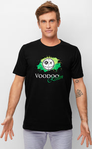 Voodoo Realm Black T-shirt Mens Voidling