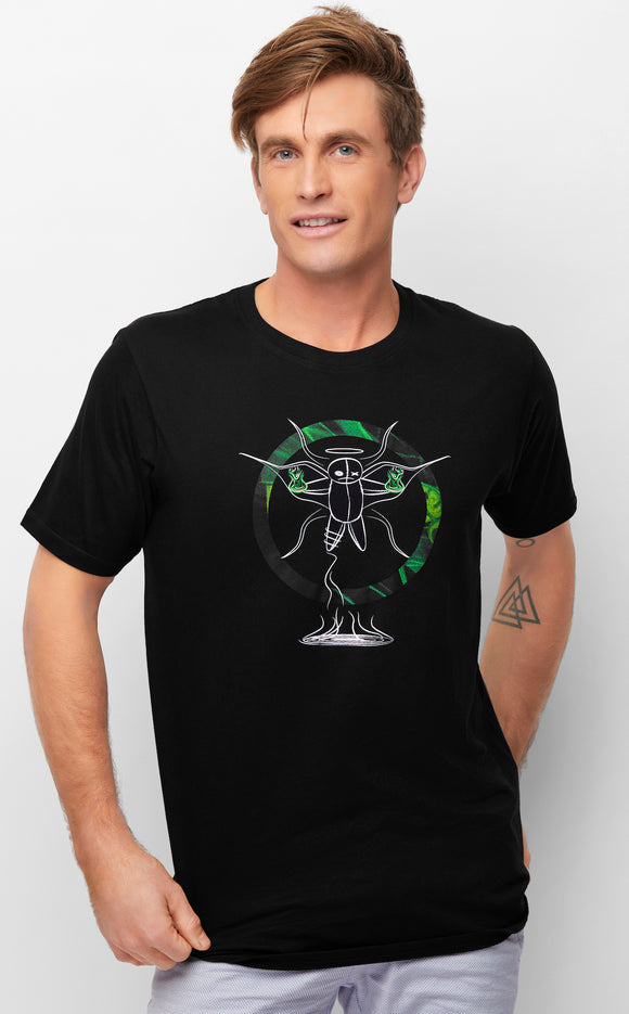 Voodoo Mage T-shirt Mens Voidling
