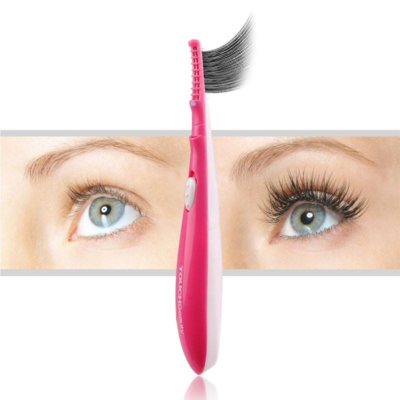 heated eyelash curler results. electric heated eyelash curler results