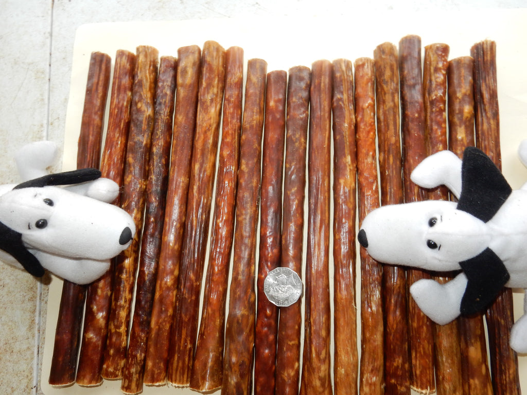 Beef Sticks - LARGE - 300mm long! Great chewing - one the most popular products!