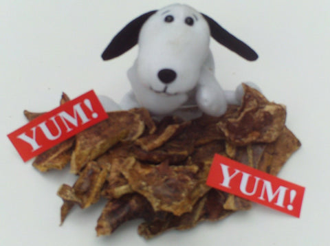 LAMB CRUMBLE - One of the most popular treats! AUSTRALIAN, NATURAL, PERFECT!
