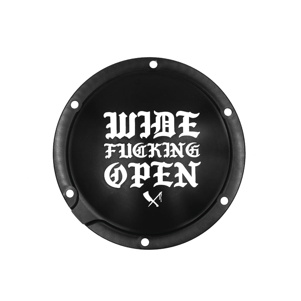 WFO Derby Cover Rubber Mount Sportster