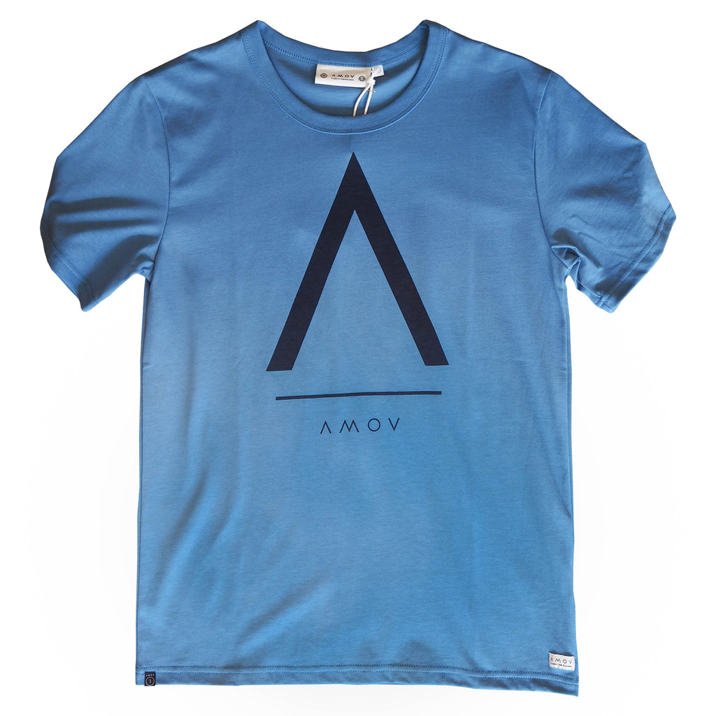 A Logo T-shirt (Men) - AMOV