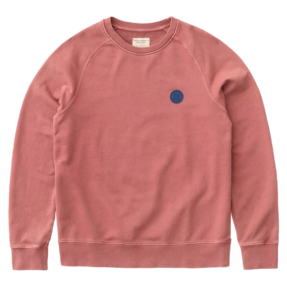 Melvin NJCO Sweat (Dusty Red)