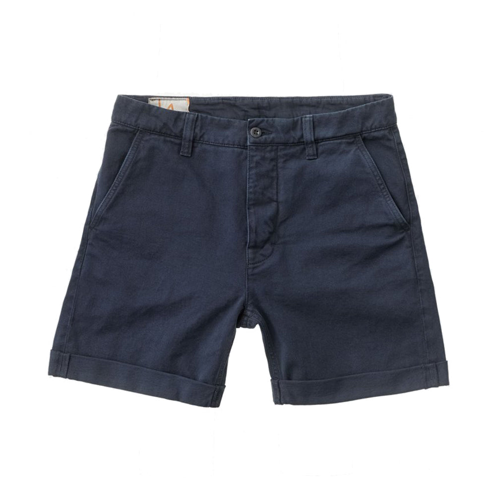 Luke Shorts Twill (Navy) - Nudie Jeans