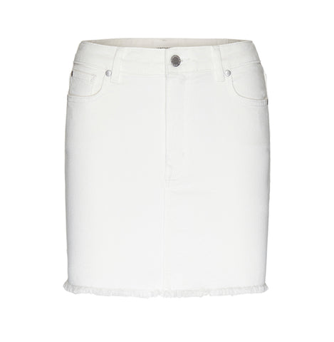 Liaara Skirt (Off White) - ARMEDANGELS
