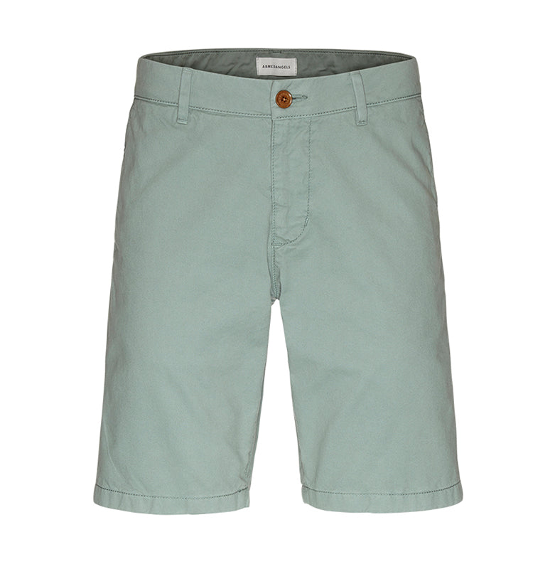 Brucaa Shorts (Chinois Green) - ARMEDANGELS