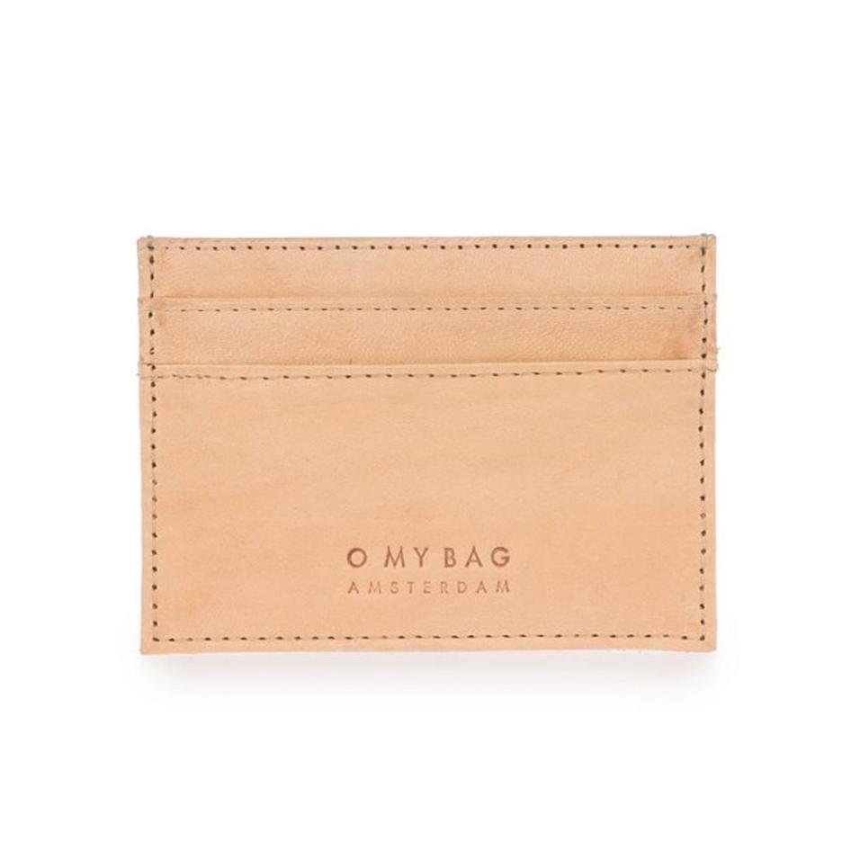 Mark's Cardcase (Natural) - O My Bag