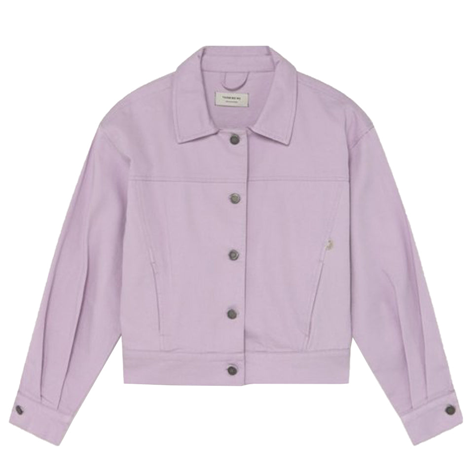 Rufiji Jacket (Mauve) - Thinking MU