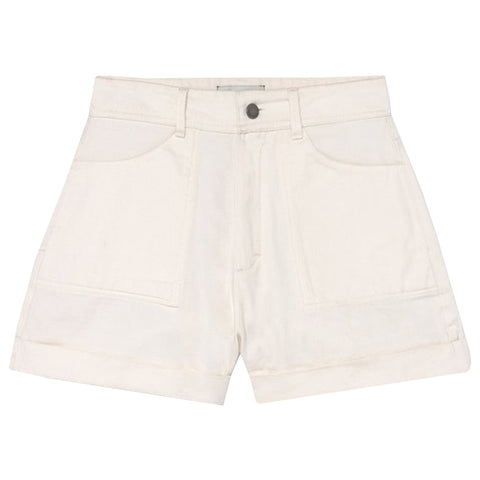 Logome Short (White) - Thinking MU