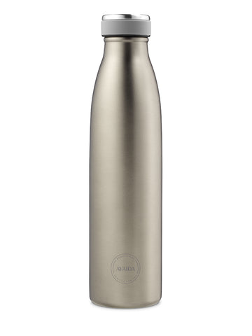 Drinking Bottle 750ml (Cool Grey) - AYAIDA