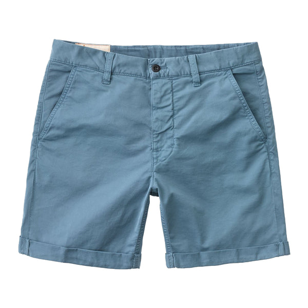 Luke Shorts Smooth Comfort (Petrol) - Nudie Jeans
