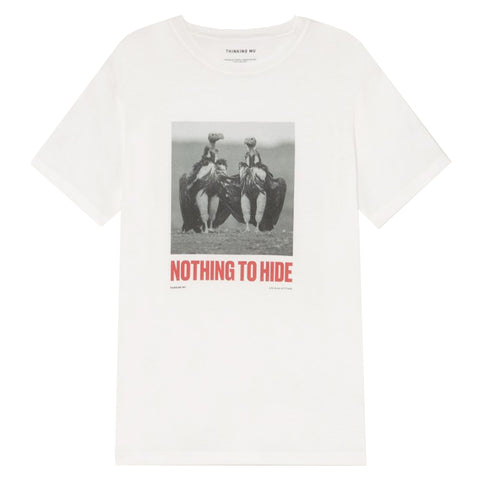Nothing To Hide T-Shirt - Thinking MU