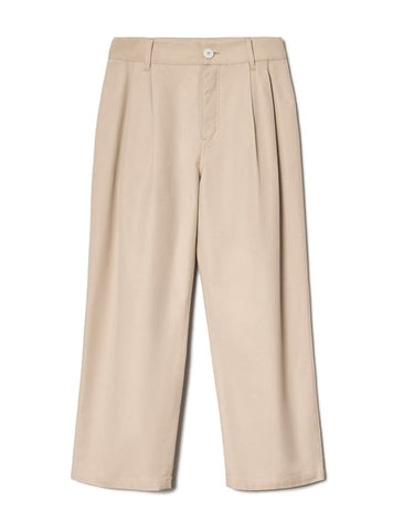 Faculty Pants (Sand Canvas) - Kowtow