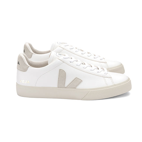 Campo Extra White Natural - VEJA Shoes