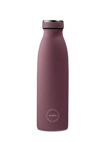 Drinking Bottle 500ml (Wild Blackberry) - AYAIDA