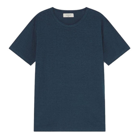 Hemp T-Shirt (Blue) - Thinking MU