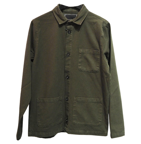 Waiters Jacket (Army) - PULLOVER