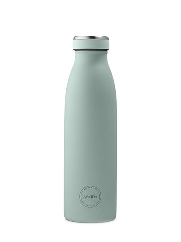 Drinking Bottle 500ml (Mint Green) - AYAIDA