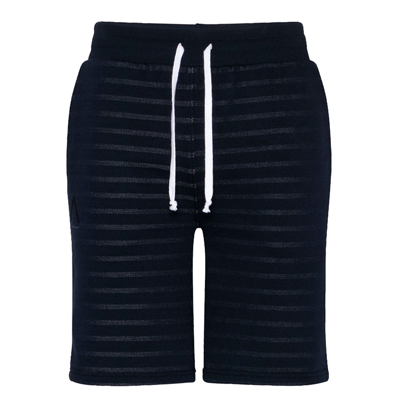Alf Breton Sweat Shorts (Blue) - AMOV