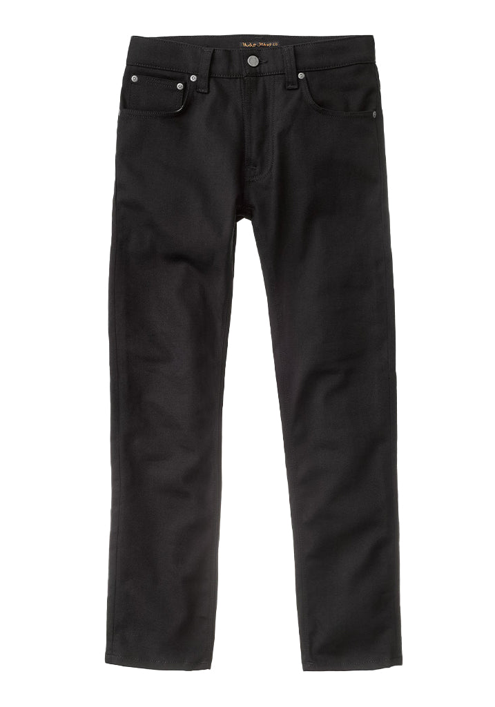 Grim Tim Ever Black - Nudie Jeans